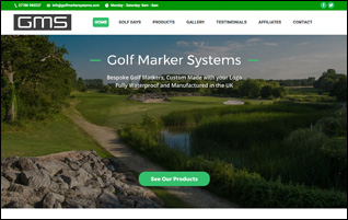 NEW Golf Marker Systems