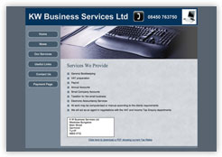 KWS Business Services accountancy and book keeping service, Scotland
