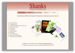 Shanks Printers Sussex