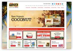 Tiana Coconut