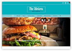 Screenshot for Riviera Restaurant