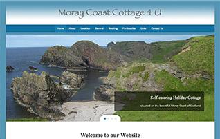 Moray Coast Cottage