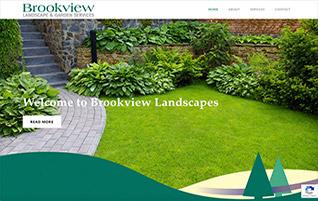 NEW Brookview Landscapes