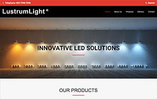 NEW Lustrum Light