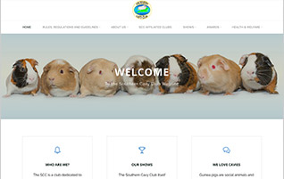 NEW Southern Cavy Club