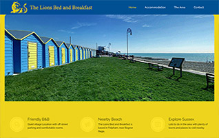 NEW The Lions Bed and Breakfast